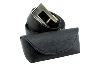 belt case for Sunglasses blk