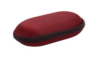 zipper case TABO L ass. schwarz bordeaux