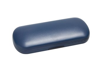 Plastic case M ABS navy