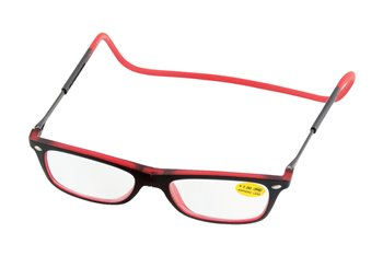 Reader polycar. black/red