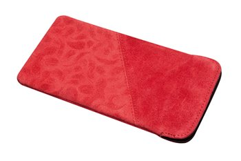 softcase Leather L ORNAMENTO red