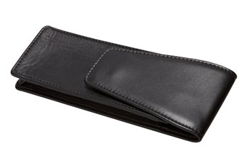 Leather Beef softcase black